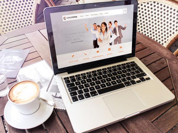 conceitotal conceitotal Conceitotal | Website | Design Gráfico conceitotal 600x450