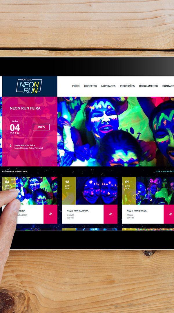 neon run neon run Neon Run neon run 2016 600x1080 portfolio Portfolio Dreamweb neon run 2016 600x1080
