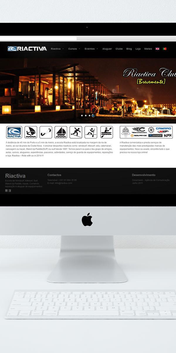 riactiva riactiva Riactiva | Design Gráfico | Website riactiva 600x1200 portfolio Portfolio Dreamweb riactiva 600x1200