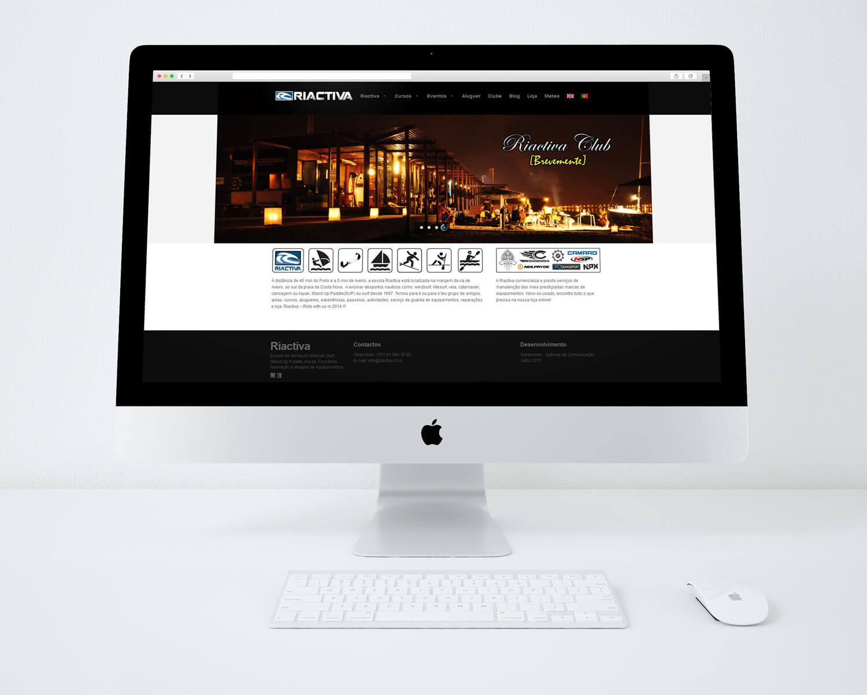 riactiva riactiva Riactiva | Design Gráfico | Website riactiva
