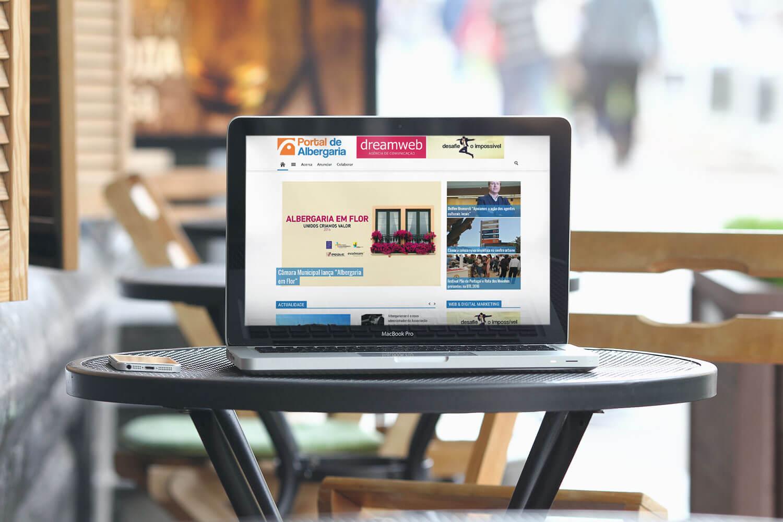 portal de albergaria portal de albergaria Portal de Albergaria | Website | Design Gráfico | Gestão de Redes Sociais portal de albergaria