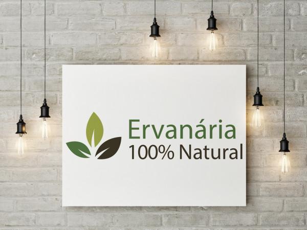 ervanaria ervanária Ervanária 100% Natural | Design Gráfico ervanaria 600x450