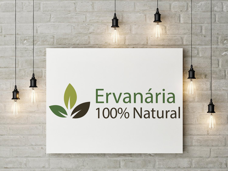ervanaria ervanária Ervanária 100% Natural | Design Gráfico ervanaria