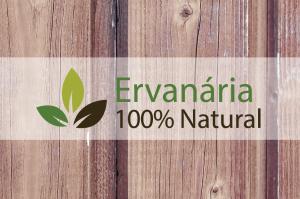 cartão de visita ervanária ervanaria Ervanária 100% Natural | Design Gráfico imprimir cartao frente 300x199