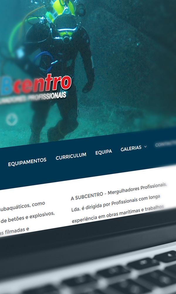 subcentro subcentro Subcentro – Mergulhadores Profissionais | Website subcentro 600x1000 portfolio Portfolio Dreamweb subcentro 600x1000
