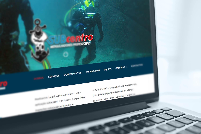 subcentro subcentro Subcentro – Mergulhadores Profissionais | Website subcentro
