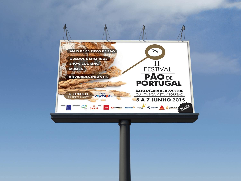 festival do pão festival do pão Festival do Pão Portugal | Design Gráfico maquete 3