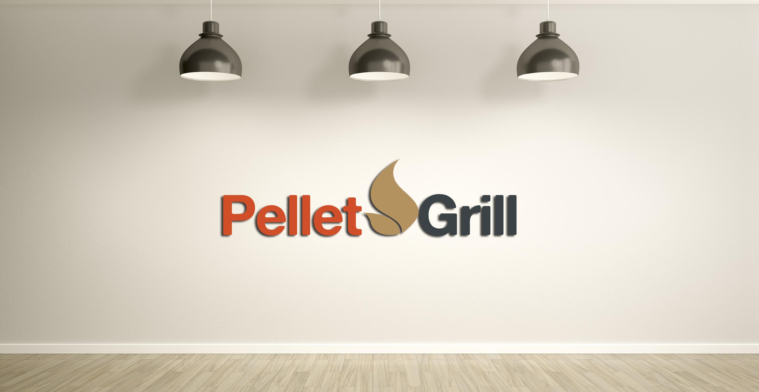 pellet grill logo pellet grill Pellet Grill | Vídeo | Design Gráfico pellet grill logo