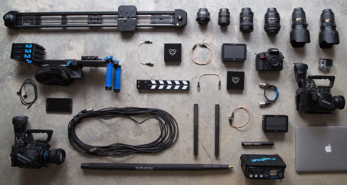 produção de um vídeo produção de um vídeo Como planear a produção de um vídeo equipment 731132 1920 1200x639