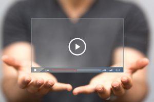 vídeo infográfico ou explicativo