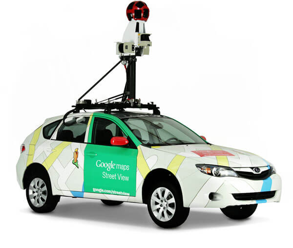 device-car street view Google irá recolher novas imagens para o Street View em Portugal device car