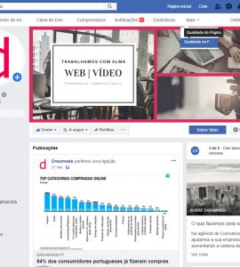 "Facebook implementa ferramenta que analisa a ""Qualidade da Página"""