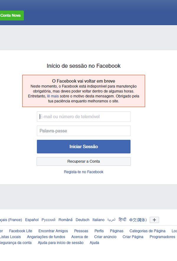 problema-facebook-2 facebook Facebook e Instagram em baixo problema facebook 2 600x887