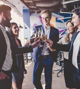 Quatro formas de maximizar eventos para desenvolver o seu negócio
