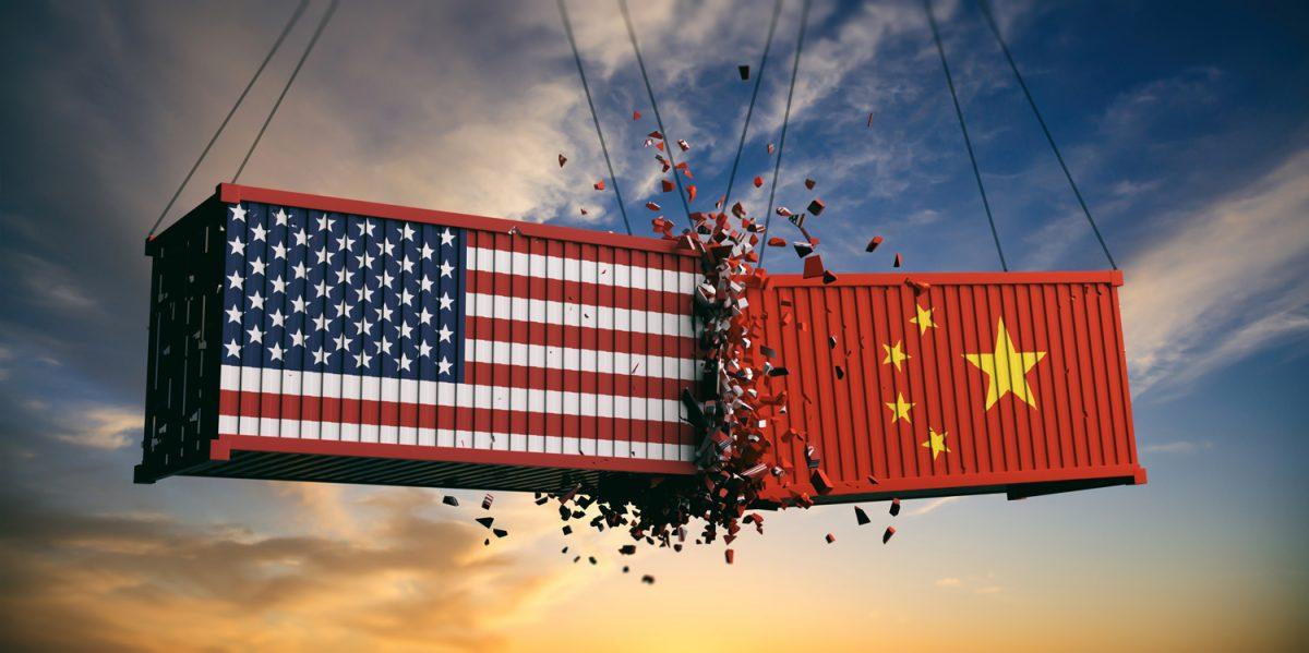 china eua huawei O início de uma nova Guerra Comercial guerra entre EUA Huawei 1 1200x599