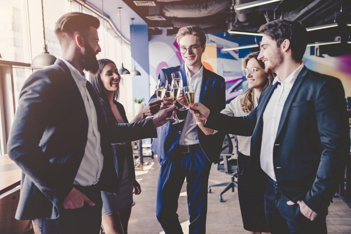 evento corporativo eventos Quatro formas de maximizar eventos para desenvolver o seu negócio maximizar eventos 1200x801