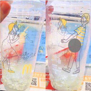 copos-macdonalds mcdonalds Copos do McDonald's tornam-se virais na Internet (mas pelas piores razões) copos macdonalds 300x300