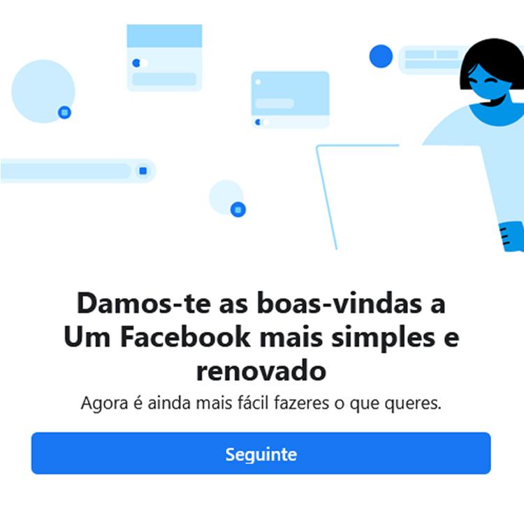 face-1 facebook beta Novo design do Facebook para computador face 1
