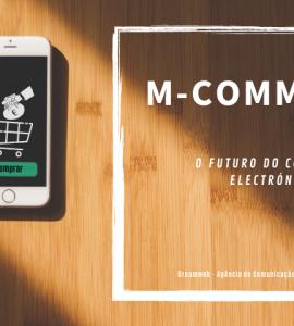 M-Commerce, o futuro do comércio electrónico
