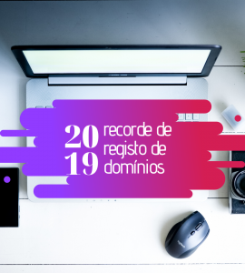 Ano recorde no registo de domínios